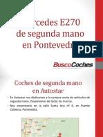 Mercedes E270 de segunda mano en Pontevedra.pdf