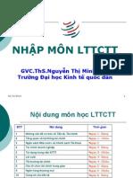 Ly Thuyet TCTT Slide NEU Pham Minh Que (6tc)