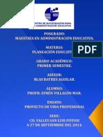 PROYECTO DE VIDA.1-10-14..ppsx