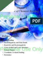 KI1101-2012-KD Lec05a ChemicalBondingGeneralConcepts