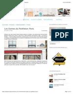 Les Dames du Panthéon, Paris | Une Porte Sur Deux Continents.pdf