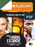 Edukalboan 10. Tecnología Libre de Conflicto