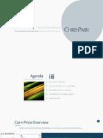 corn analysis