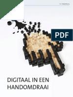 Digitaal in een handomdraai