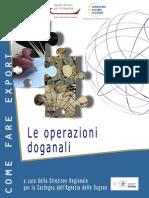 Le Operazioni Doganali