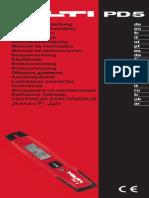Hilti PD 5