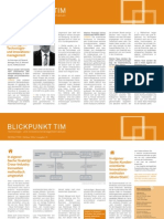 TIM Newsletter Oktober 2014