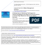 A Comparison of Statistical Techniques for Combining Modeled and Observed Concentrations to Create High-Resolution Ozone Air Quality Surfaces.pdf