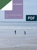 Leven in de Wadden. Beheer- en ontwikkelingsplan Waddengebied. Deel A.