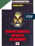 2 Grigori Kapita - Vampirii Energetici