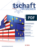 Wirtschaft in Bremen 09/2014 - Was bringt TTIP?