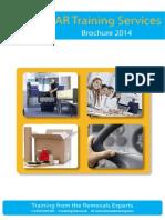 BARTS Training Brochure - October 2014