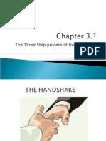 Handshake - Business Etiquette
