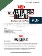 DDEX11 Defiance in Phlan