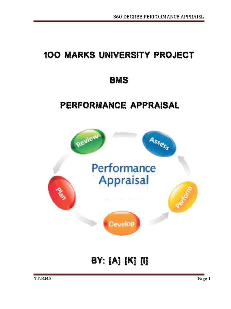 Review of literature on performance appraisal system ppt