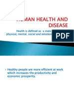 Human Health and Disease