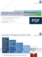 DNV Competence Management