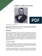 Camillo Benso, conde de Cavour.docx