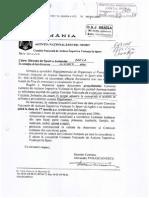 Regulament Comisie Prevenirea Vilolentei in Sport