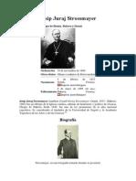 Josip Juraj Strossmayer.docx