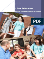 Parents and Sex Education