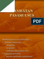 HAMBATAN PASASE USUS.ppt