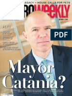 Metro Weekly - 10-02-14 - David Catania