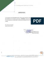 Certificat Non OGM CHITOSAN (1)