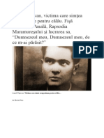 Aurel Vișovanu - martirul sighetean