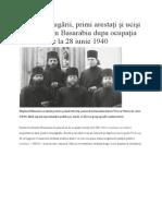 Preoți Și Călugări Uciși de NKVD În Basarabia