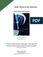 Chord Scale Theory & Jazz Harmony - B. Nettles, Richard Graf
