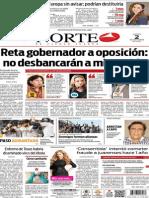 Periódico Norte edición del día 2 de octubre de 2014