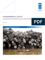 Environmental Justice Comparative Experiences