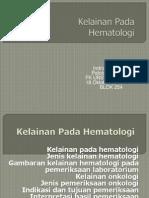 Kul Kel hematologi Sem V.ppt