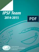IPSF Team 2014-15