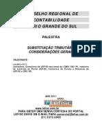 Palestra Substituição Tributária Considerações Gerais.pdf