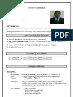 Suvajit Das Engineer In Mba Finance