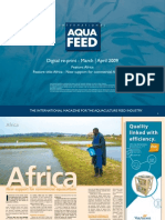 Africa - New support for commercial Aquaculture