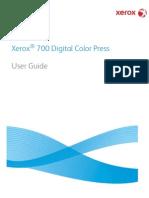FujiXerox 700DCP User Guide