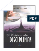 Dallas Willard - O Espírito das Disciplinas.doc