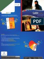 guide santé travail 2008