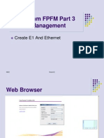 NSN FPFM200-E1 creating & Ethernet.ppt