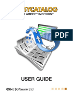 EasyCatalog Manual