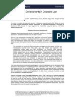 Recent Developments in Delaware Law.pdf