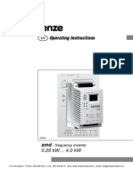 Lenze SMD Basic IO Manual
