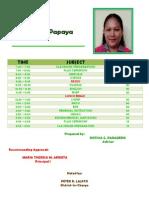 grade 5-papaya