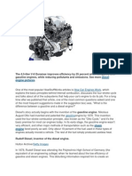 How Diesel Engines Work by Howstuffworks