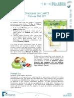 Primaria. Oraciones de la mañana. Claret 2014.pdf