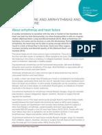 Arrhythmias and Heart Failure August 2014
