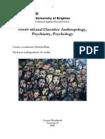 Khan Mental Disorder Course